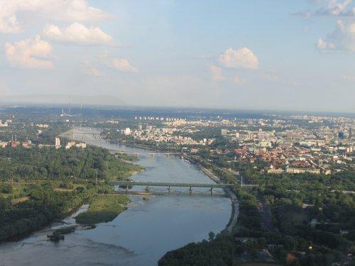 Budowa drugiego stopnia wodnego na Wiśle zahamuje erozję zagrożonego odcinka rzeki i przede wszystkim poprawi bezpieczeństwo mieszkańców regionu