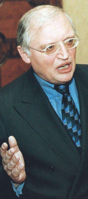 Komisarz UE ds. przemysłu i przedsiębiorczości Guenter Verheugen