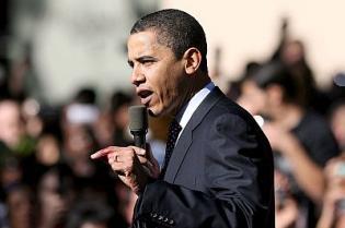 Barack Obama broni swobody handlu