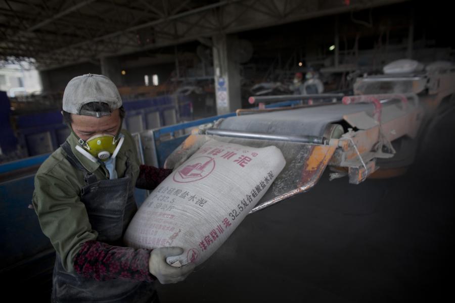 Fabryka cementu
