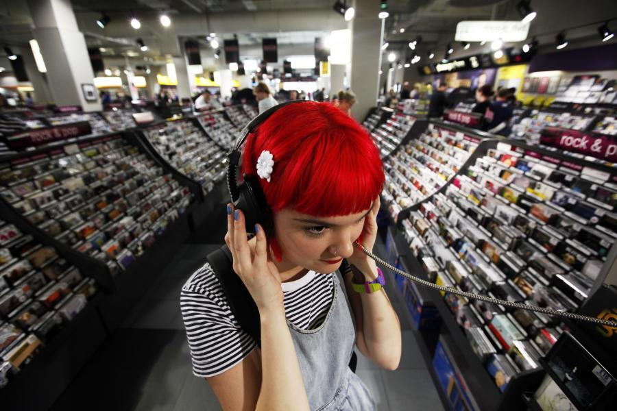 Cyfrowa muzyka okazała się dla większości z nas zbyt droga