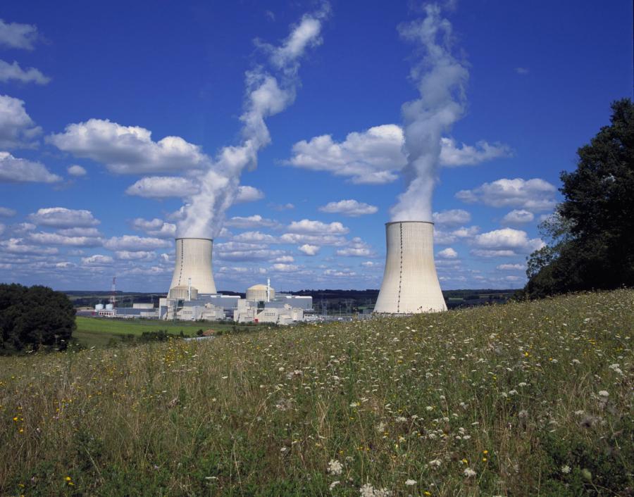 Elektrownia atomowa zbudowana przez francuski koncern Areva