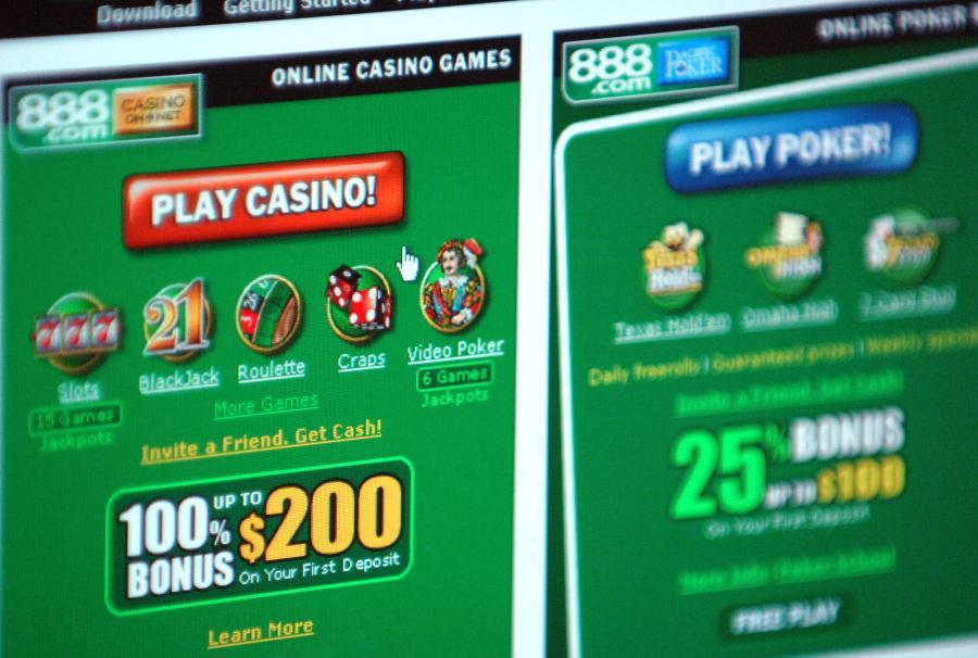 internetowe kasyno