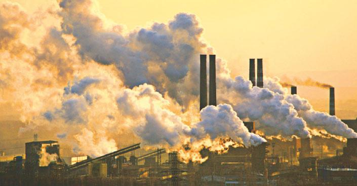 Polska zaproponowała, by roczny limit emisji CO2 przez polskie firmy wynosił 208,5 mln ton - wynika z projektu krajowego rozdziału uprawnień do emisji CO2