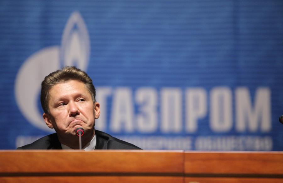 Aleksiej Miller, prezes Gazpromu