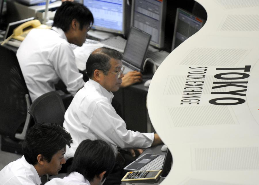 Azja zamyka notowania giełdowe na plusie.