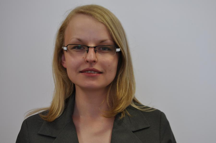 Joanna Pluta, analityk TMS Brookers