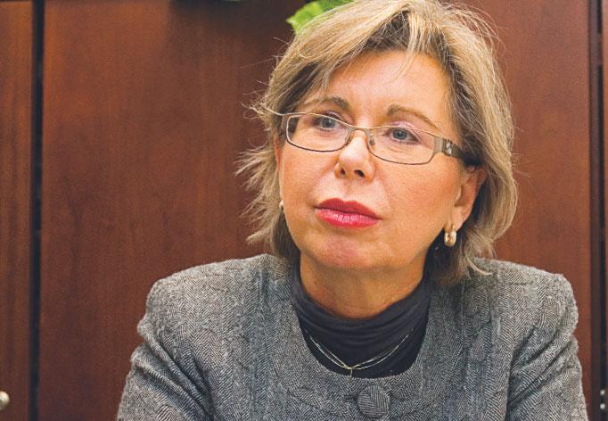 Hanna Trojanowska, od maja 2009 r. pełnomocnik rządu ds. energetyki Jądrowej, poprzednio dyrektor Departamentu Energetyki Atomowej w PGE Polskiej Grupie Energetycznej