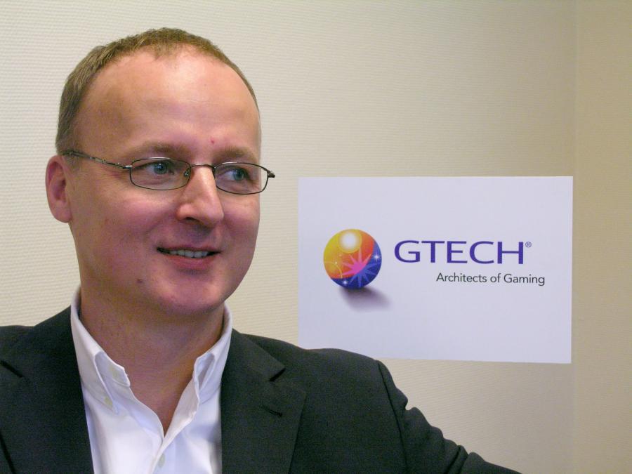 Jacek Kierat, prezes GTECH Polska