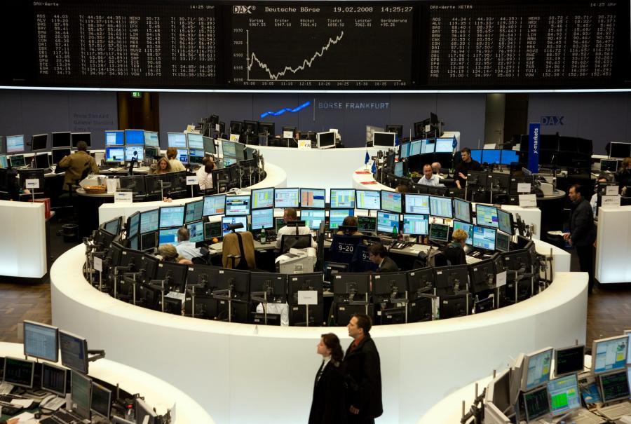 Niemiecka giełda