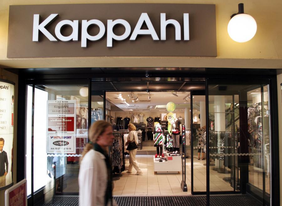 Sklep firmy KappAhl