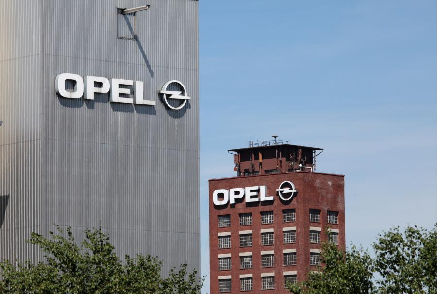 Fabryka Opla w Ruesselsheim