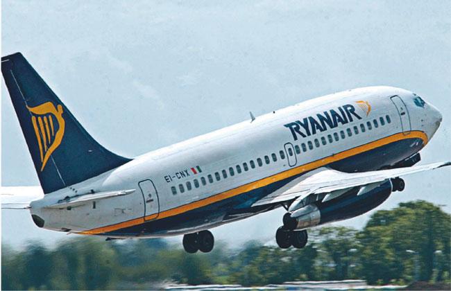 Tani przewoźnicy nie przepuszczą żadnej okazji, by pobrać od pasażera dodatkowe opłaty, już nie tylko za nadbagaż Fot. Bloomberg