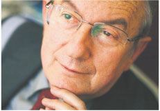 Jan Winiecki, ekonomista, były doradca premiera Jana Krzysztofa Bieleckiego Wojciech Grzędziński
