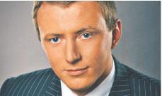 Paweł Dziekoński, starszy menedżer w Deloitte