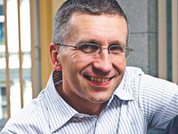 Maciej Owczarek, prezes Enei