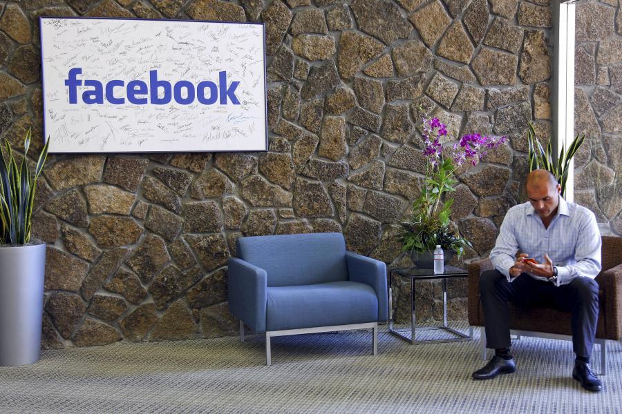 Siedziba zarządu Facebooka.