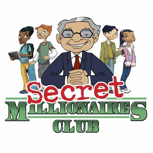 Warren Buffett przedstawiony na czołówce kreskówki, w której miliarder ma przybliżać młodziezy arkana świata finansów. Fot. Bloomberg