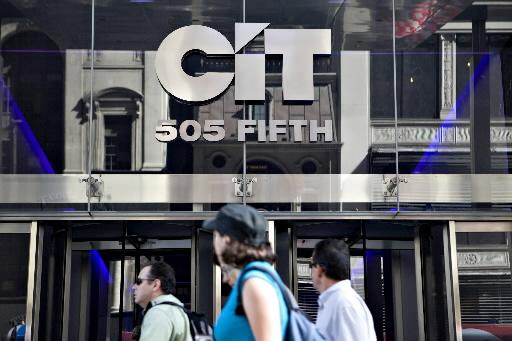 Główna kwatera CIT Group w Nowym Jorku. Fot. Bloomberg