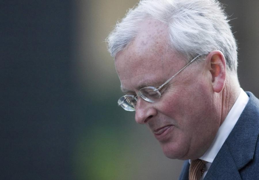 John Varley, szef Barclays dowodził, że zysk nie jest wymysłem szatana. Fot. Bloomberg