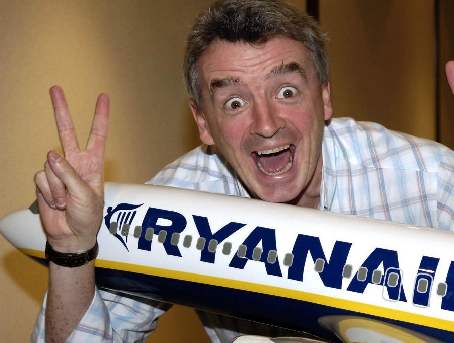 Szef Ryanaira, Michael O'Leary