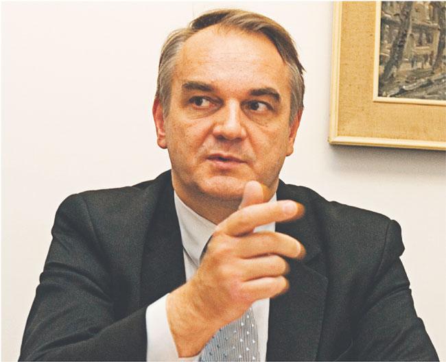 Waldemar Pawlak, wicepremier, minister gospodarki Fot. Wojciech Górski