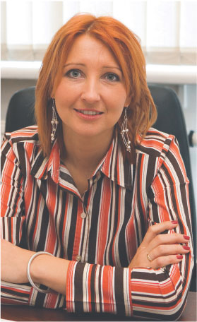 Sylwia Maksim-Wójcicka kierownik Wydziału Wdrażania Priorytetu VI PO KL