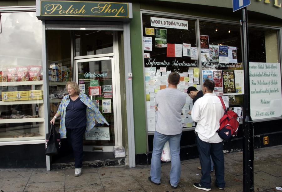 Polski sklep w Wielkiej Brytanii