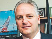 Tomasz Bławat, prezes ING Usługi Finansowe Fot. Wojciech Górski