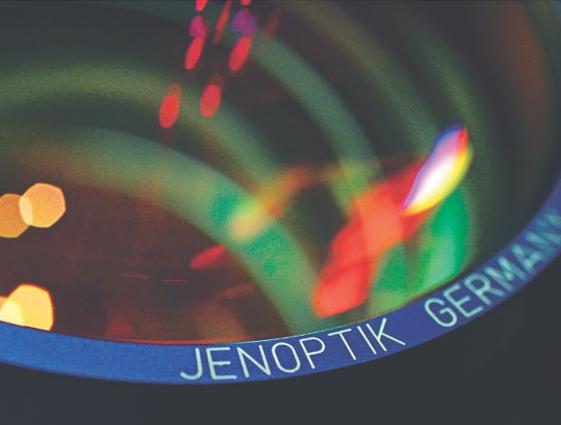 Miasto Jena jest liderem w produkcji sprzętu optycznego