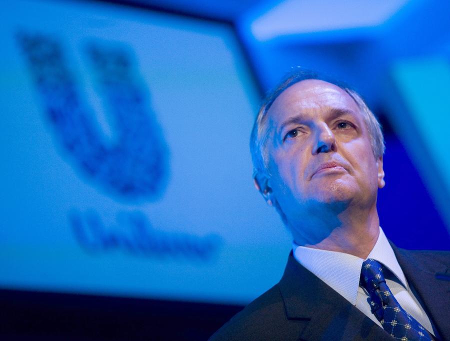 Paul Polman, prezes Unilevera