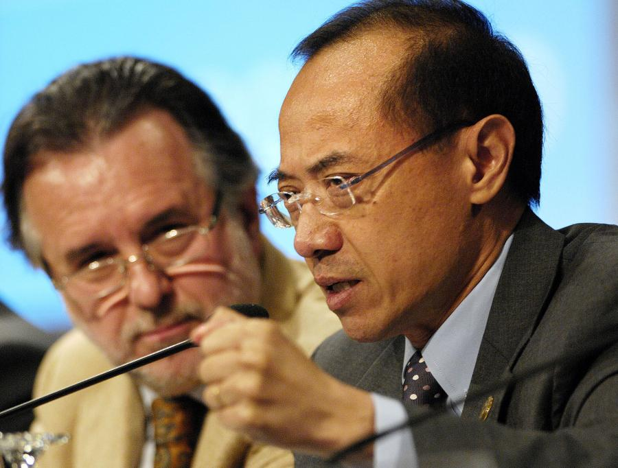 George Yeo, minister spraw zagranicznych Singapuru.
