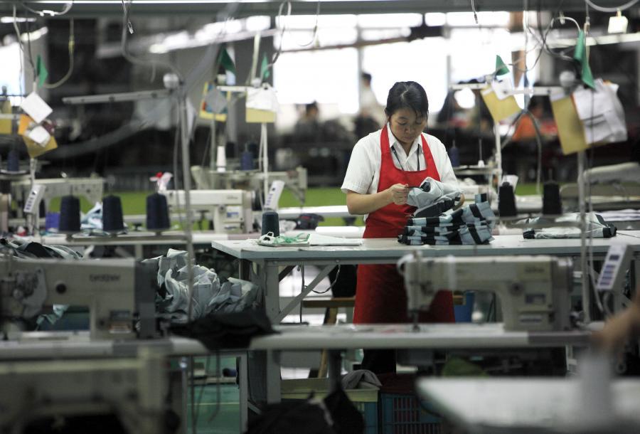 Chiński przemysł