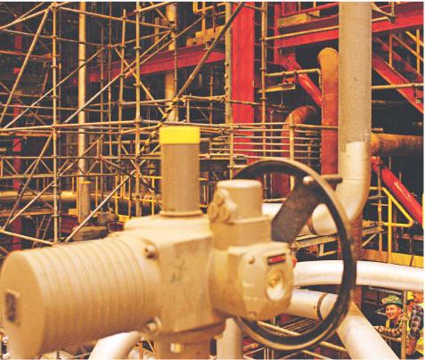 Elektrownia Tauronu w Będzinie
