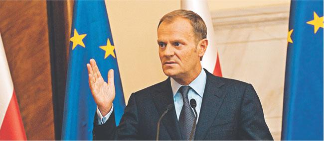 Przyszłe decyzje o zwiększeniu dyscypliny budżetowej w UE będą podejmowane przez wszystkie kraje członkowskie, w tym nienależące do strefy euro - zapewnił premier Donald Tusk