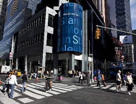 Siedziba Morgan Stanley w Nowym Jorku