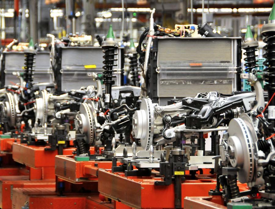 Polska jest coraz mniej konkurencyjna dla producentów części samochodowych.