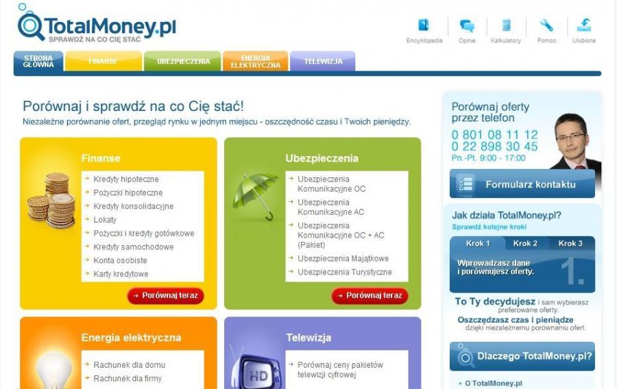 Serwis TotalMoney.pl