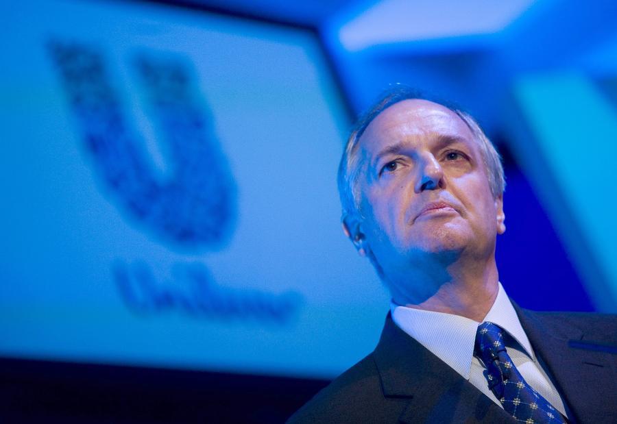 Prezes zarządu Unilever - Paul Polman