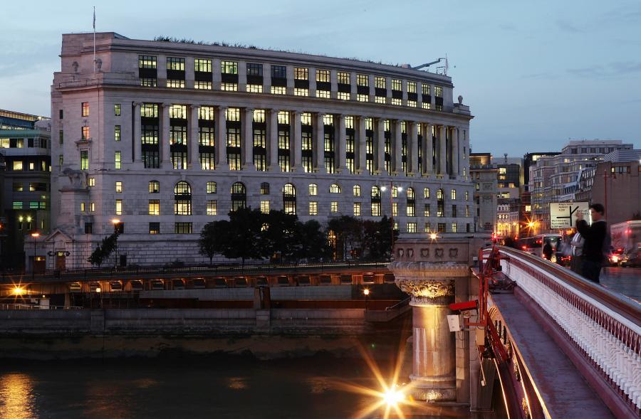 Siedziba Unilever w Londynie