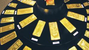 We wrześniu 2011 r. uncja złota osiągnęła rekordową cenę 1921 dolarów Bloomberg