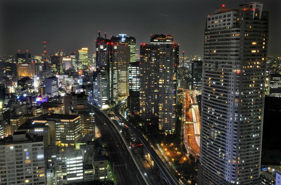 Tokio, siedziba japońskiej giełdy