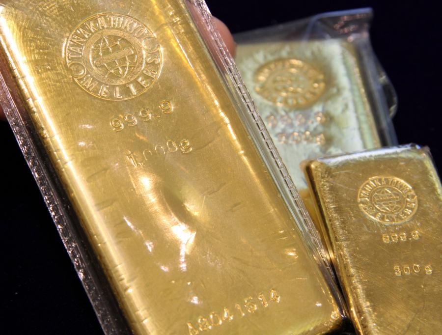 Sztaby złota
