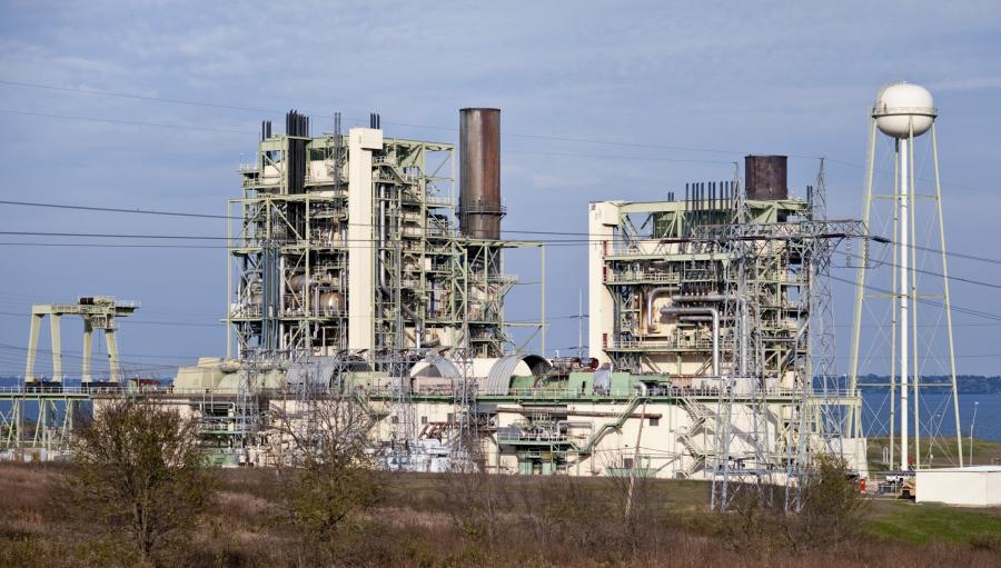Elektrowania gazowa