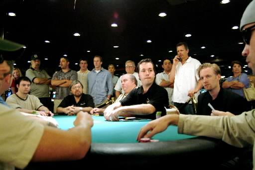 Rozgrywka pokerowa