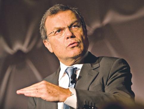Sir Martin Sorrell, szef WPP, odniósł ogromne sukcesy w przejmowaniu przedsiębiorstw