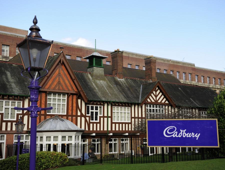 Fabryka firmy Cadbury w Birmingham