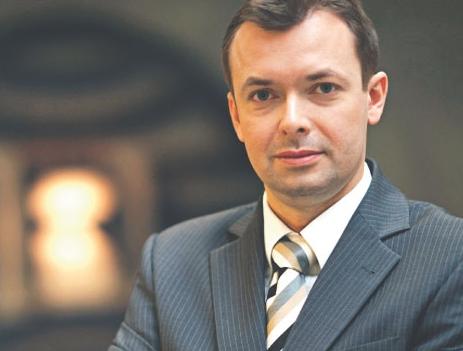 Jarosław Mastalerz, członek zarządu BRE Banku