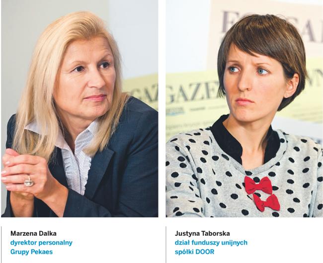 Uczestniczki debaty Dziennika Gazety Prawnej