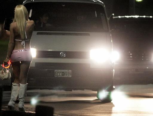 We Włoszech uprawianie prostytucji nie jest przestępstwem